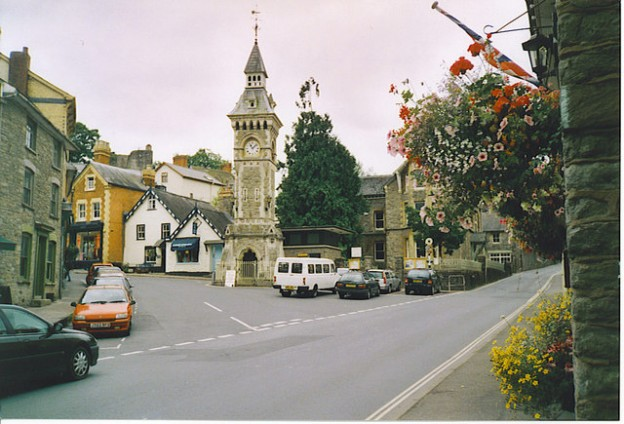 Hay-on-Wye,_Clock_Tower